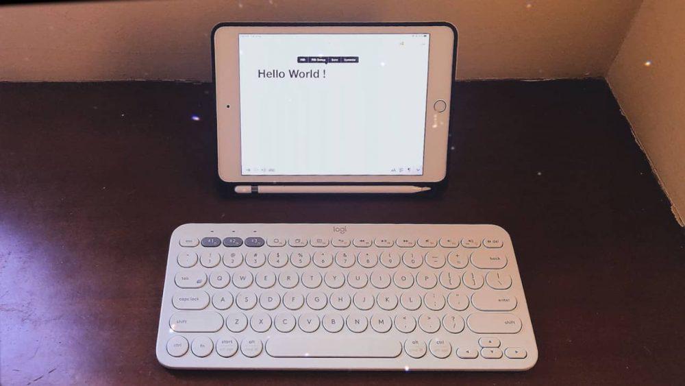 Logitech K380 – Keyboard Terbaik untuk iPadmu